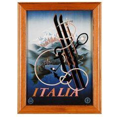 ANONYME. Italia. ENIT. Impression offset