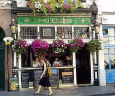 The Harp always has good cider and perry http://www.ukcider.co.uk