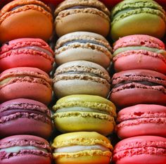 Laduree macaroons  THESE ARE TO LIVE FOR LOL