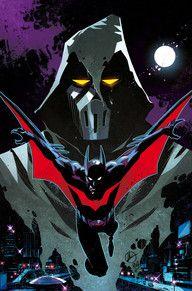 BATMAN BEYOND UNIVERSE #13 | DC Comics