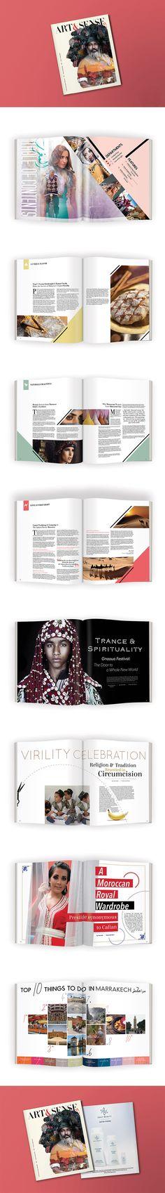 Art & sense Magazine