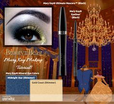 Beauty and the Beast! Call if you would like to try it! http://www.marykay.com/bobbiesue