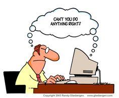 Esa complicada relación entre la tecnología y el hombre...