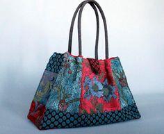 Molly Bag in Red Wine Buy it on Etysy!  Mary Lynn O'Shea