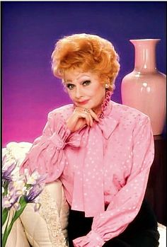 Lucille Ball... The Lucy Show