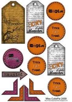 halloween freebie printables