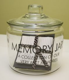 I have had the idea of creating a nice little memory jar for a long time. I looked at so many jars, designs and inspiration, and I finally ...