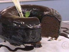 Bolo de Chocolate feito com cerveja!