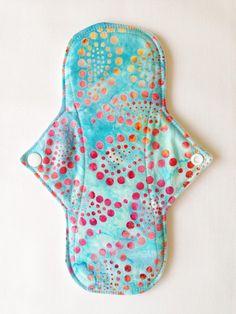 Lady Days Cloth Pads - Cotton Twin Set Light/Regular Cloth Menstrual Pads