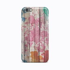 Wooden Retro Vintage Hard Case Cover For Apple iPhone 4 4S 5 5S 5c SE 6 6S 7Plus #Apple