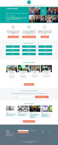 An Wens Webdesign - I Like Media Web Design, Like Me, Design Web, Website Designs, Site Design