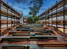 WOHA's deep-green Enabling Village is a beacon of universal design | Inhabitat - Green Design, Innovation, Architecture, Green Building