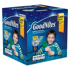 GoodNites Underwear for Boys (Select Size)