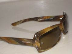 Vintage Giorgio Armani Sunglasses GA 72/S Italy