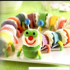 Great fun ideas for kids bdays