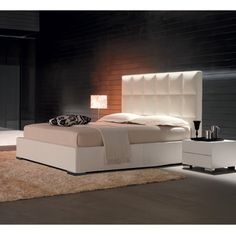 Another modern bed