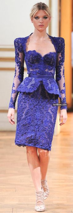 Zuhair Murad Fall Winter 2013-14 Haute Couture Collection