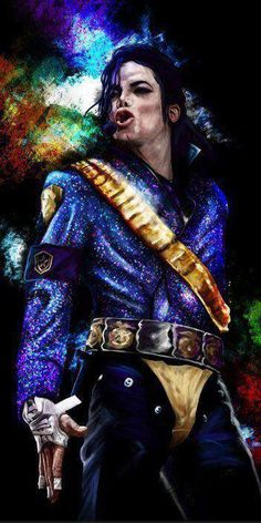 Music for many is Michael Jackson. You cannot describe him in few words, sit with a dictionary but still lack words!!