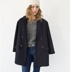 #Soeur #AW15 #Collection #FrenchStyle #Irishowroom Fall Winter, Autumn, Duster Coat, Normcore, Jackets, Collection, Style, Fashion, Baby Born