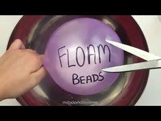 DIY Thai Rainbow slime Super Glossy Slime | soft colors Rainbow Slime, ASMR Slime - YouTube