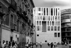 Murcia City Hall, Spain, 1998, Rafael Moneo