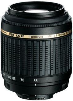 Tamron A15E AF 55-200 mm F/4-5.6 Di II LD Macro - Objetivo con montura para Canon (distancia focal 55-200mm , apertura f/4-5.6, macro) - incluye parasol B000CE8IVM - http://www.comprartabletas.es/tamron-a15e-af-55-200-mm-f4-5-6-di-ii-ld-macro-objetivo-con-montura-para-canon-distancia-focal-55-200mm-apertura-f4-5-6-macro-incluye-parasol-b000ce8ivm.html