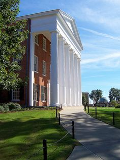 University of Mississippi, Oxford, MS
