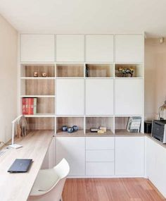 Study Room Design, Home Room Design, Home Office Design, Home Office Decor, Office Furniture, Home Interior Design, Home Decor, Home Office Storage, Home Office Layouts