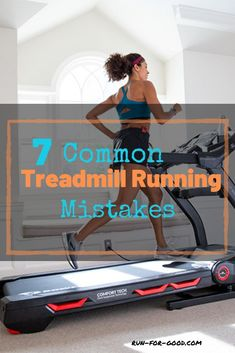 If you frequently run indoors avoid these common treadmill running mistakes to avoid injuries and get the most out of your treadmill runs. Running Plan, Treadmill Workouts, Running On Treadmill, Running Tips, Marathon Training For Beginners, Running For Beginners, Half Marathon Training, Half Marathon Motivation, Running Motivation