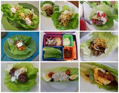 Eggface Low Carb Lettuce Wrap Taco Recipes and Ideas - Eggface Low Carb Lettuce Wrap Taco Recipes and Ideas - Healthy Mexican Recipes, Low Carb Recipes, Talipia Recipes, Bariatric Recipes, Bariatric Food, Kohlrabi Recipes, Protein Foods, Protein Recipes, Lettuce Wraps