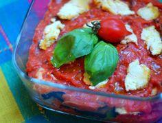 Parmigiana raw | ravanellocurioso