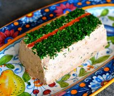 Pâté au Thon - from Rags to Riches   Cocoa and Lavender   http://cocoaandlavender.blogspot.com/