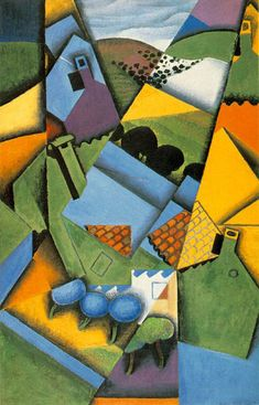 Histoire de l'art - Les mouvements dans la peinture - Le cubisme