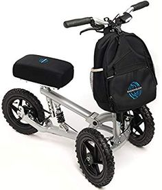Three Wheel Bicycle, Knee Scooter, Bike Craft, Creative Inventions, Reverse Trike, Smart Car, Mini Bike, Go Kart, Tricycle