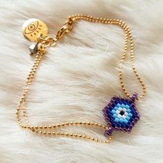 Ref: PU2109 Pulsera hamsa miyuki . @pavoirreal #pavoirreal #miyuki #japanese #hamsa #bracelet #jewelry #golden  #style #mystyle #handmade #design #colombiandesign #style #biyoux #musthave #handcrafted #yocomprocolombiano✔️