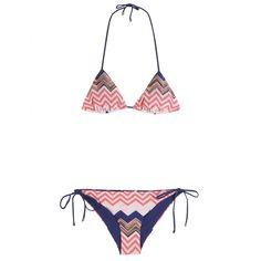 mytheresa.com - Triangle bikini - Swimwear - Beachwear - Clothing - Luxury Fashion for Women / Designer clothing, shoes, bags