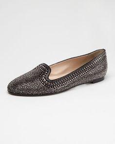 23c0e571ca4 X1DDD Valentino Studded Belgian Loafer Valentino Garavani Shoes