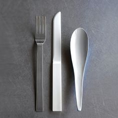 Hybrid Cutlery by Vincent Van Duysen for Objects That Work