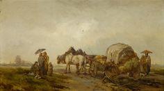 Tadeusz Rybkowski - Przygoda w drodze, 1878 r.