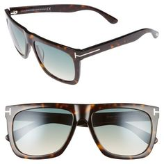 Men's Tom Ford Morgan 57Mm Sunglasses ($380) ❤ liked on Polyvore featuring men's fashion, men's accessories, men's eyewear, men's sunglasses, mens vintage sunglasses, tom ford mens sunglasses, mens vintage eyewear, mens eyewear and mens sunglasses