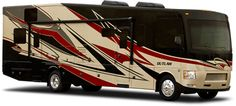 Outlaw Class A Motorhomes from Thor Motor Coach