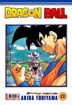LIGA HQ - COMIC SHOP Dragon Ball #23 - Dragon Ball - Mangá PARA OS NOSSOS HERÓIS NÃO HÁ DISTÂNCIA!!!