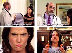 bahahaha oh robin! Ted Himym, I Meet You, Told You So, Things To Come, How To Memorize Things, How I Met Your Mother, Show Me, Yellow Umbrella, Cobie Smulders