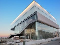 Diller, Scofidio + Renfro - Institute of Contemporary Art, Boston, USA