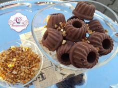 Schoko-Eis-Gugl / Cikolatali Mini Dondurmalar YOUTUBE: https://www.youtube.com/watch?v=PnomPOizSC4