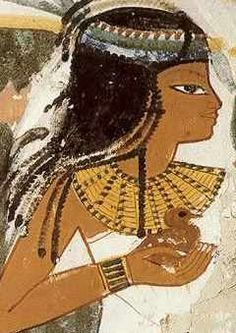 From Nakht's tomb. ~  The Ancient Egyptian official Nakht was an 'astronomer' (Astronomer of Amun), scribe, and priest during the reign of Thutmose IV, during the Eighteenth Dynasty.[1] He is buried in the Theban Necropolis, in tomb TT52.[2]
