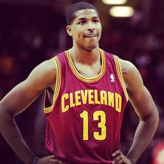 Tristan Thompson - Cleveland Cavaliers Happy bday to the goat Cavs Basketball, Basketball Wall, Lebron James Cavs, Fantasy Basketball, Cleveland Cavs, Power Forward, Tristan Thompson, Nba Stars, Sport Quotes