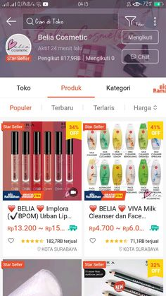 Best Online Clothing Stores, Online Shopping Clothes, Online Shop Baju, Korean Makeup Look, Japanese Language Learning, Makeup Store, Shops, Shopping Websites, Beauty Bar
