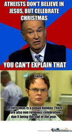 atheism #atheist #nativity | Atheist Memes, etc. | Pinterest ...