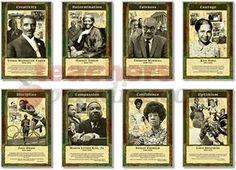 Leaders And Achievers Bb Set 8 Pcs 11 X 17 | by TeachersParadise.com | Teacher Supplies & School Supplies